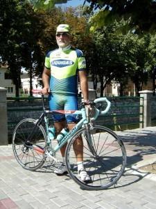 Заслужан за бициклизам у Књажевцу: Божидар Јовановић - Божа Бајс