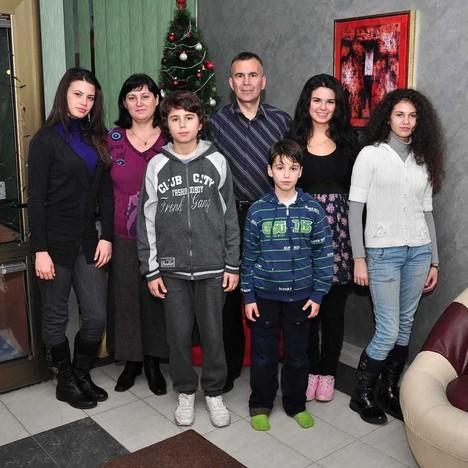Borska porodica Radmilac...