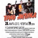 Humanitarni koncert Savi Djokicu