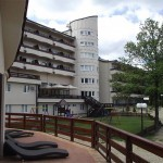 Hotel jezero Bor