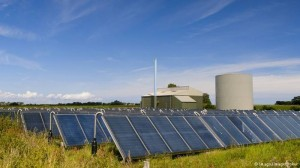 Solarna postrojenja u Danskoj