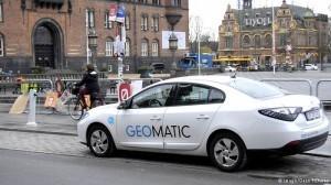 Elektroauto u Kopenhagenu
