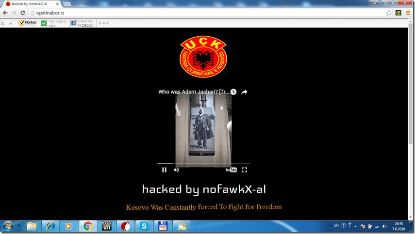 Hakovan sajt SOBor