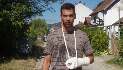 Prijava i protiv Miroslava Milenkovića