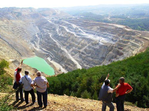 Коп рудника Велики кривељ