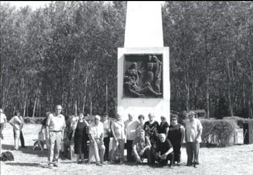 spomenik na Legetu