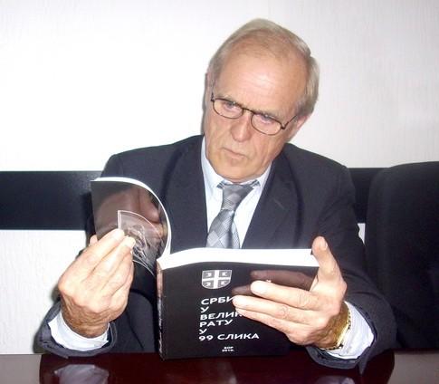 prof. Nedeljko Magdalinović