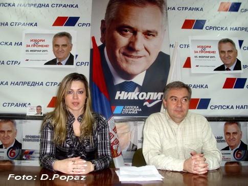 Andrijana Pupovac Janjić i Saša Vukadinović