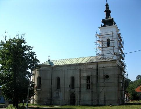 Crkva Presvete Bogorodice u Slatini.... Foto: D.Popaz
