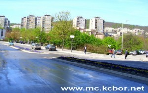 Bor ulice 2