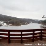 Zamrznuto jezero 1