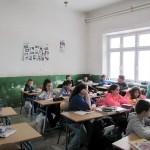 učionice pre renoviranja