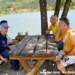 Jezero kamp 1