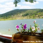 Jezero kamp 2