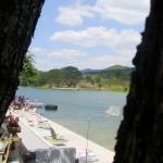 Jezero kamp 3