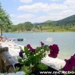 Jezero kamp 4
