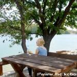 Jezero kamp 6