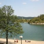 Radovi splav jezero 8