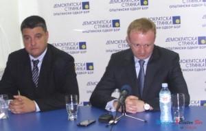 Darko Mihajlovic i Djilas