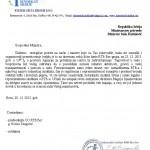 Navijalic pismo Radulovicu