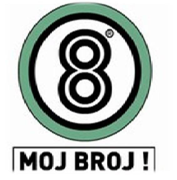 8 moj broj