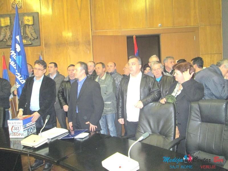 Bor: Noćas prihvaćena izborna lista DSS-VNS