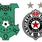 Rudar - Partizan