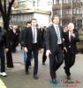 Vučić: Ja sam u Boru mali, Blagoje je veliki, evo još para…