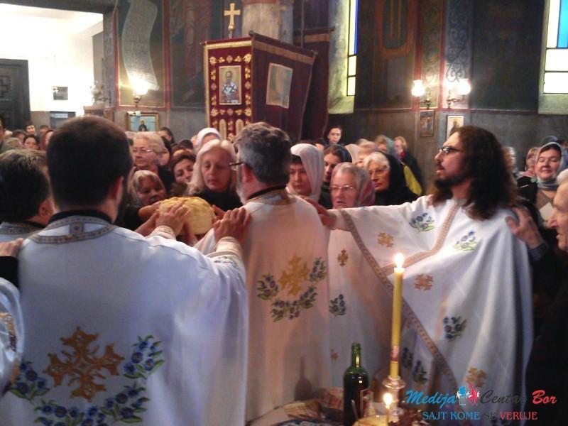 Ckva Sveti Georgije liturgija Djurdjevdan 2