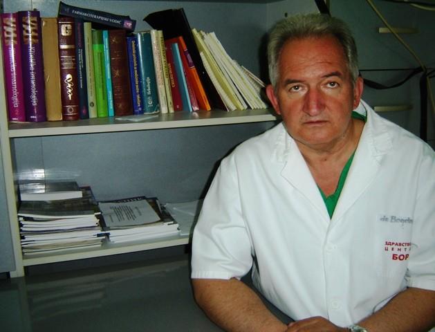 Dr Bogdanovic