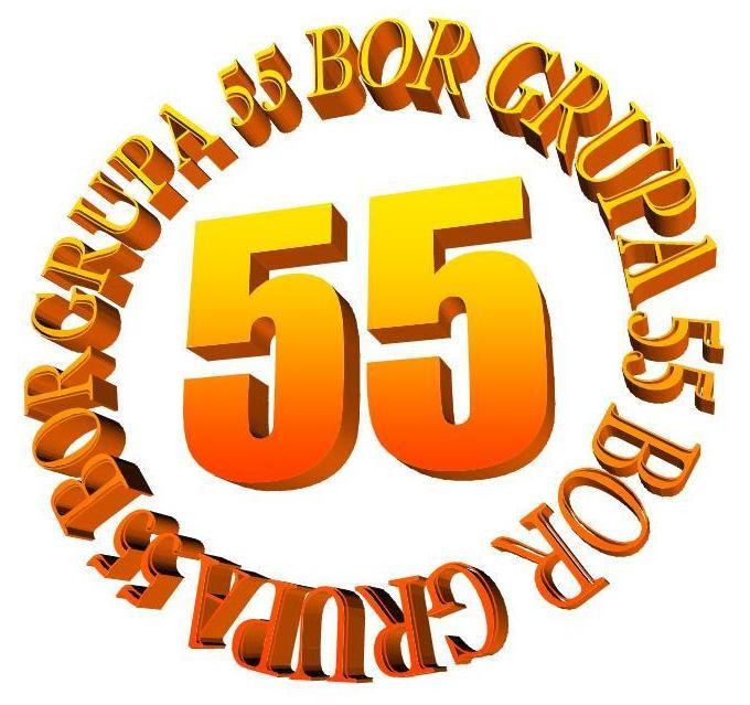 Grupa 55 logo