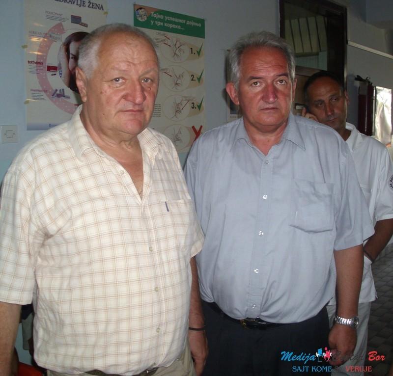 Dusan Markovic Goran Bogdanovic