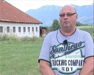 Zoran Ratkov, poljoprivrednik iz sela Gornjane, Bor
