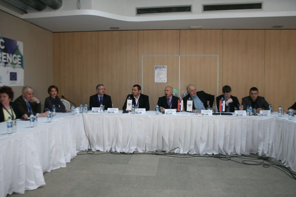 Predstavnici Ministarstva saobracaja, SMATSE, DCV-a i VSS-a