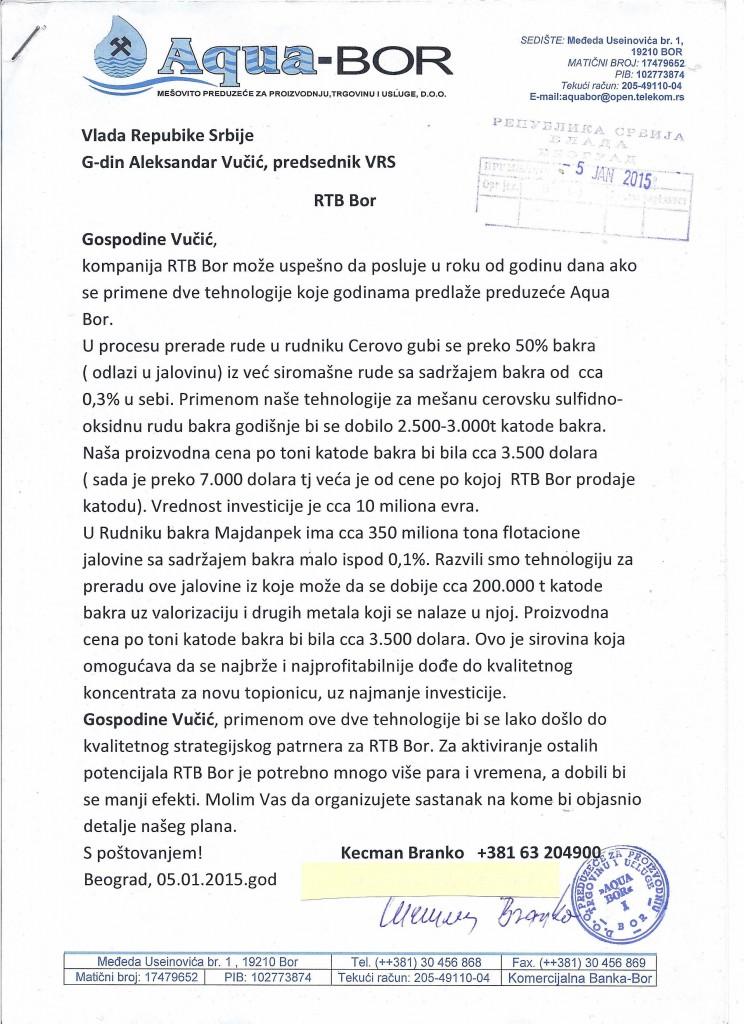 RBM-VA dopis5.1.2015.g Aqua tehnologija