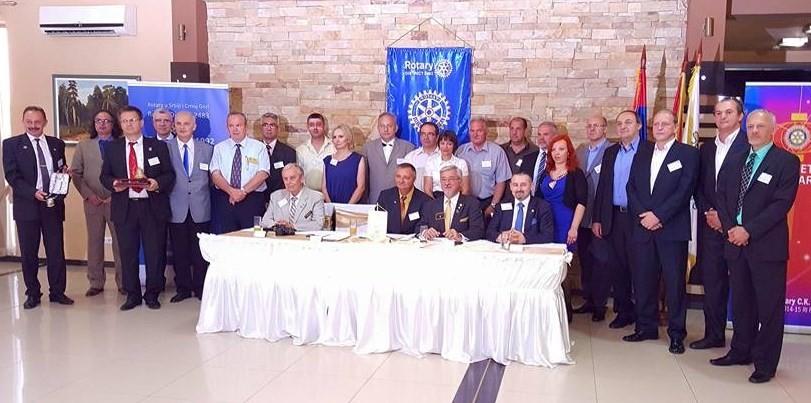 Rotary Bor21w