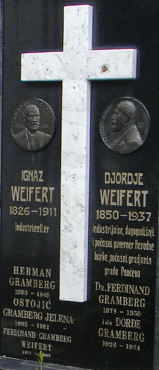 Gramberg Waifert spomenik