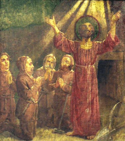 Gramberg ikona