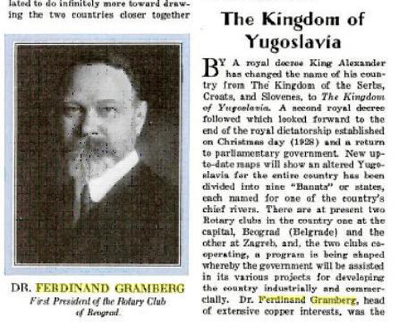 Gramberg kingdom YU