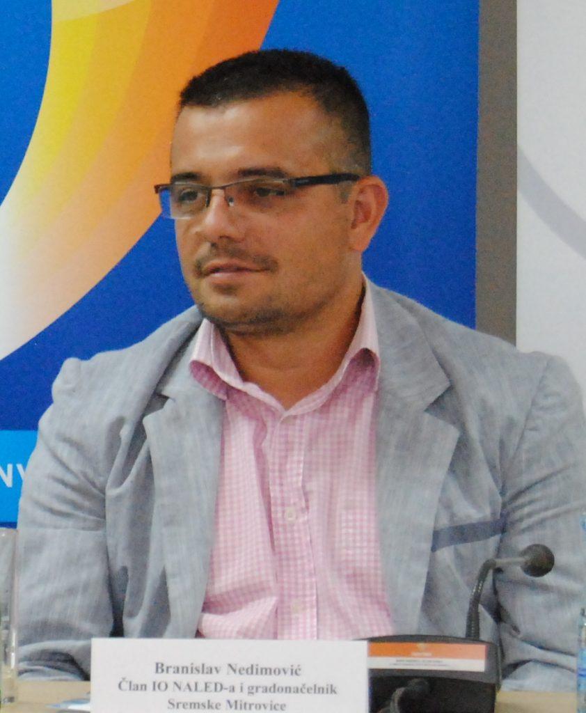 Branislav_Nedimović_Sremska_Mitrovica