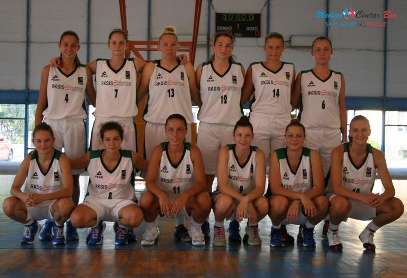 Pobeda košarkašica Bora u Leskovcu 54:44