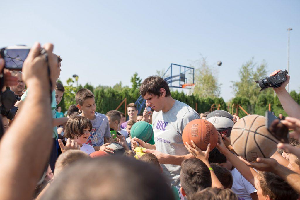 Bobi Marjanovic otvaranje terena Zajecar