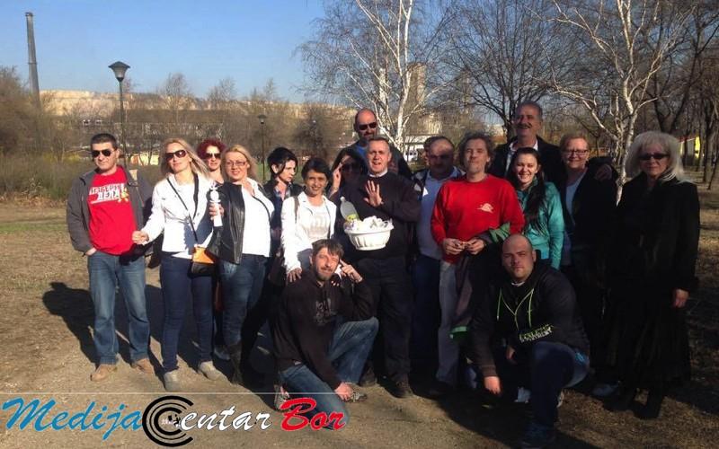 Video: Krenula štafeta za PreCednika sa istoka Srbije
