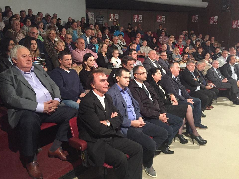 Borski SPS obeležio 27 godina od osnivanja partije
