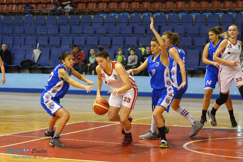 Trijumf košarkašica Bora nad Beočinom posle preokreta