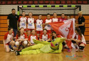 Pionirke RK BEOGRAD prvakinje Srbije do 14 godina