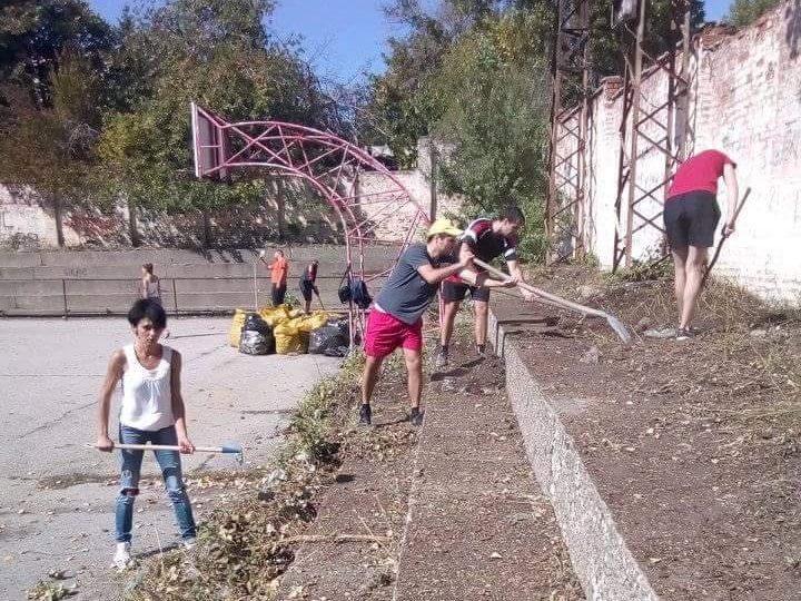 I Bor obeležio Svetski dan čišćenja