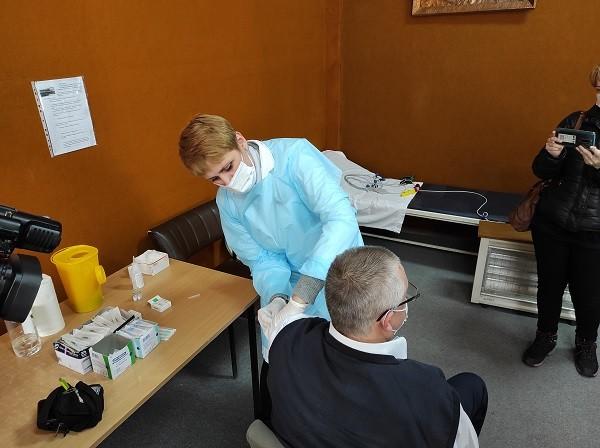 Masovna vakcinacija u selima - vakcinisano 15.255 građana