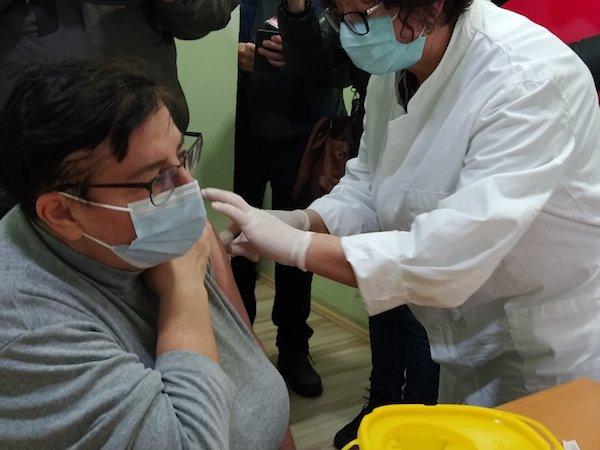 Dobrovoljna vakcinacija