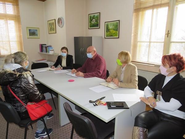 Dan otvorenih vrata u Centru za socijalni rad
